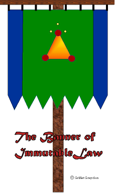 Banner of Immutable Law